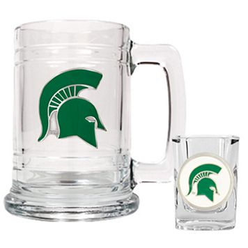 Michigan State Spartans 2-pc. Mug & Shot Glass Set