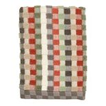 One Home Brand Tweet Home Tile Hand Towel