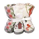 One Home Brand Tweet Washcloth Pack