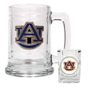 Auburn University Tigers Mug and Shot Glass Set