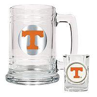 University of Tennessee Volunteers 2 pc Mug & Shot Glass Set