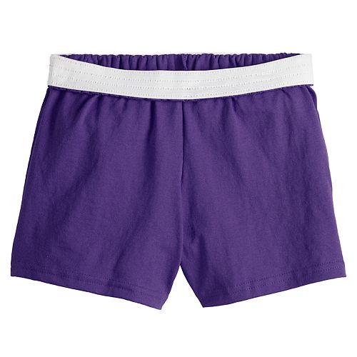 Medium Size Purple Soffe Juniors Authentic Shorts