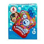 Fubbles 6-Pack Bubbles on the Go