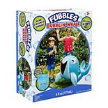 Fubbles Bubblin' Whale Inflatable and Bubble Machine