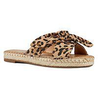 Deals on Nine West Bellah Womens Espadrille Sandals