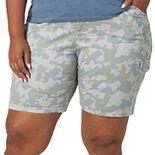 Plus Size Lee® Flex-To-Go Cargo Bermuda Shorts