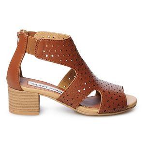 Rachel Shoes Kennedy Girls' High Heel Sandals
