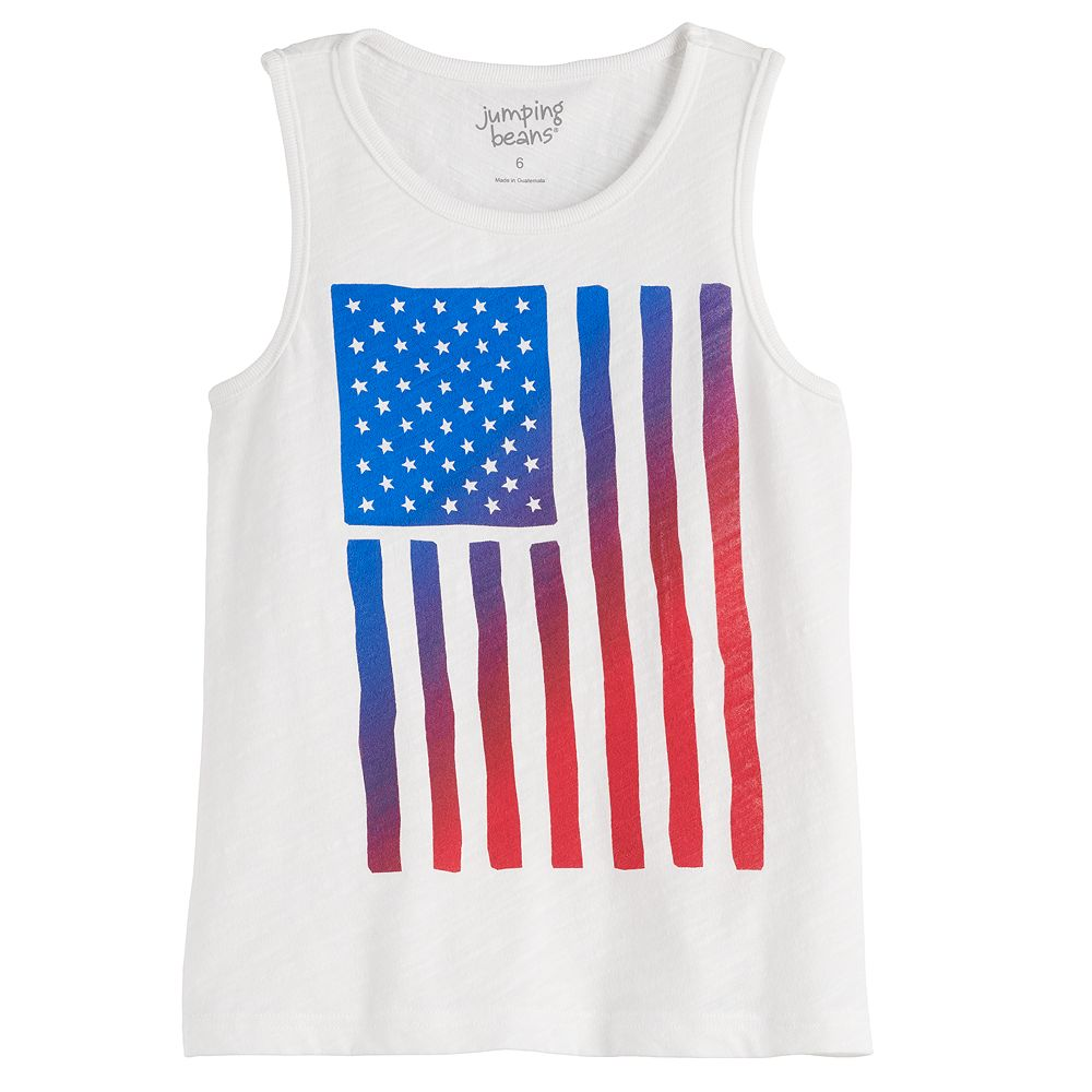 Boys 4-12 Jumping Beans® Graphic Tank Top