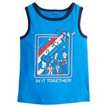 Disney / Pixar Toy Story 4 Baby Boy Graphic Tank Top by Jumping Beans®