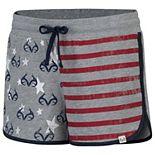 Women's Realtree Stars & Bars Flag Shorts