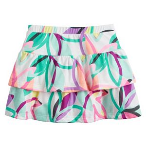 Baby Girl Jumping Beans® Tiered Skort