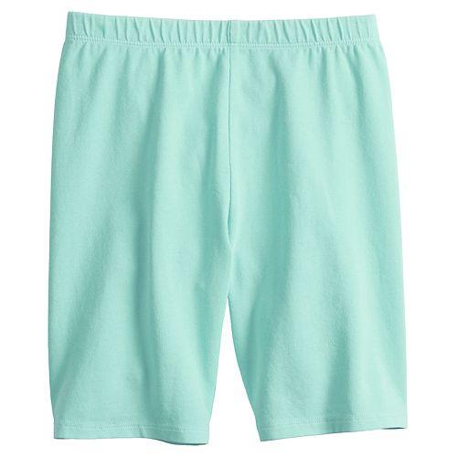 Girls 4-20 SO® Core Bike Shorts