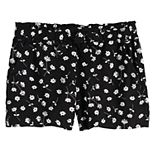 Girls 6-18 SO® Twill Shorts