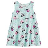 Disney's Minnie Mouse Toddler Girl Minnie and Mickey Love Dress by Jumping Beans®