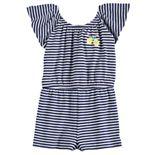 Toddler Girl Jumping Beans® Raglan Sleeve Romper