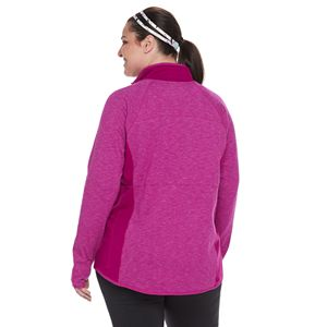 Plus Size Tek Gear® Mockneck Jacket