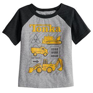 Toddler Boy Jumping Beans® Tonka Trucks Raglan Tee