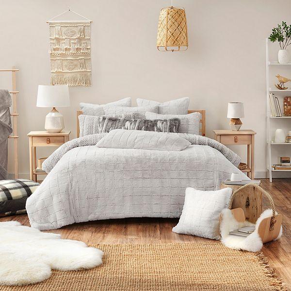 Koolaburra By Ugg Tuva Faux Fur, How Do You Wash Ugg Bedding