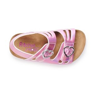 Rachel Shoes Lil Eve Toddler Girls' Sandals