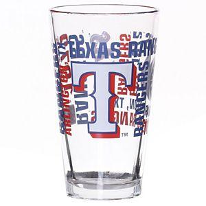 Texas Rangers 16oz. Spirit Pint Glass