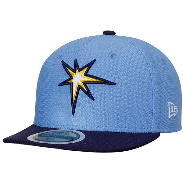 youth new era light blue blue tampa bay rays diamond era 59fifty fitted hat youth new era light blue blue tampa bay rays diamond era 59fifty fitted hat