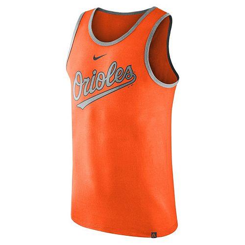 Baltimore Orioles Alternate Orange Cool Base Mens MLB Jersey Small