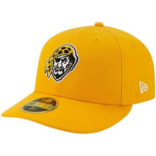 popular stores authentic quality designer fashion Men's New Era Gold Pittsburgh Pirates 2019 Little League Classic ...