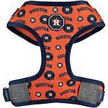 Fresh Pawz Navy Houston Astros Adjustable Mesh Pet Harness