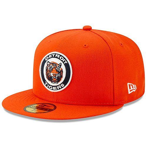 various design cheap price delicate colors Men's New Era Orange Detroit Tigers 2019 MLB Little League Classic ...