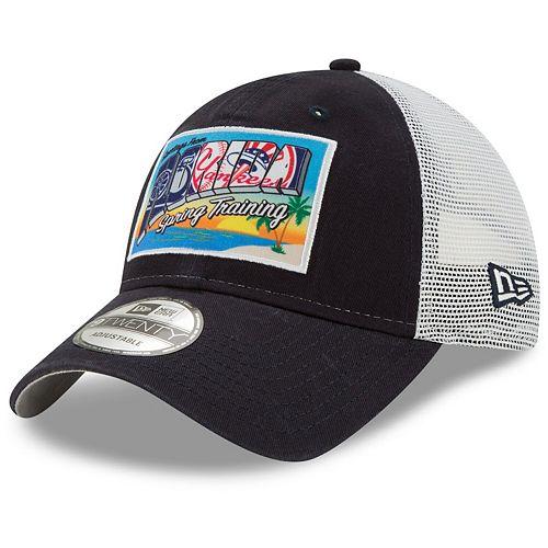 Snapback Cap Training Mesh New Era Herren Caps