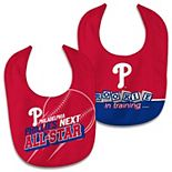 Newborn & Infant WinCraft Philadelphia Phillies 2-Pack Bib Set