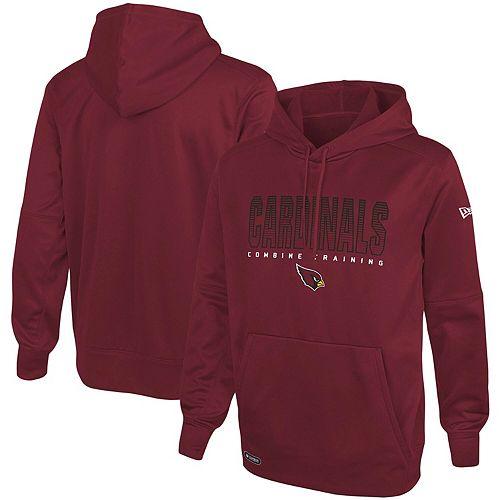 Two Tone Pop Tee Heather Charcoal T-Shirt New Era Arizona Cardinals
