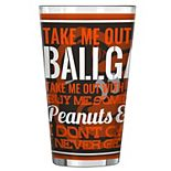Baltimore Orioles 16oz. Sublimated Pint Glass