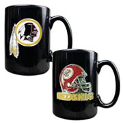 Washington Redskins 2-pc. Mug Set