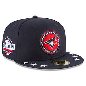 official images a few days away running shoes Men's New Era White/Royal Toronto Blue Jays 2018 MLB All-Star Game ...