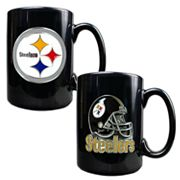 Pittsburgh Steelers 2-pc. Mug Set
