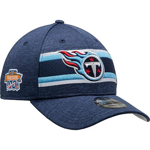 for whole family 100% high quality wholesale dealer Men's New Era Navy Tennessee Titans 2019 Thanksgiving Sideline ...