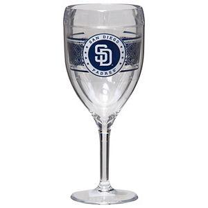Tervis San Diego Padres 9oz. Stemmed Wine Glass