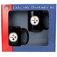 Pittsburgh Steelers 2 pc Mug Set