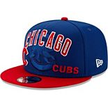 Men's New Era Royal Chicago Cubs Team Mix 9FIFTY Adjustable Hat