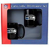 Seattle Seahawks 2-pc. Mug Set
