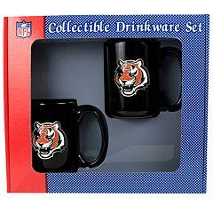 Cincinnati Bengals 2 pc Mug Set