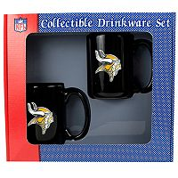 Minnesota Vikings 2-pc. Mug Set