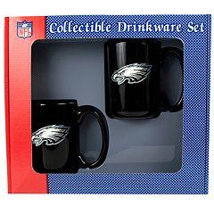 Philadelphia Eagles 2 pc Mug Set