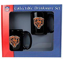 Chicago Bears 2-pc. Mug Set