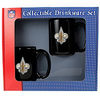 New Orleans Saints 2-pc. Mug Set