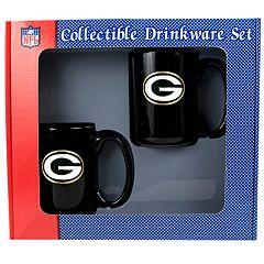 Green Bay Packers 2-pc. Mug Set