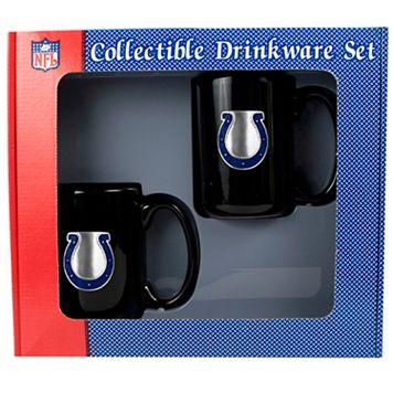 Indianapolis Colts 2-pc. Mug Set