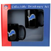 Detroit Lions 2-pc. Mug Set