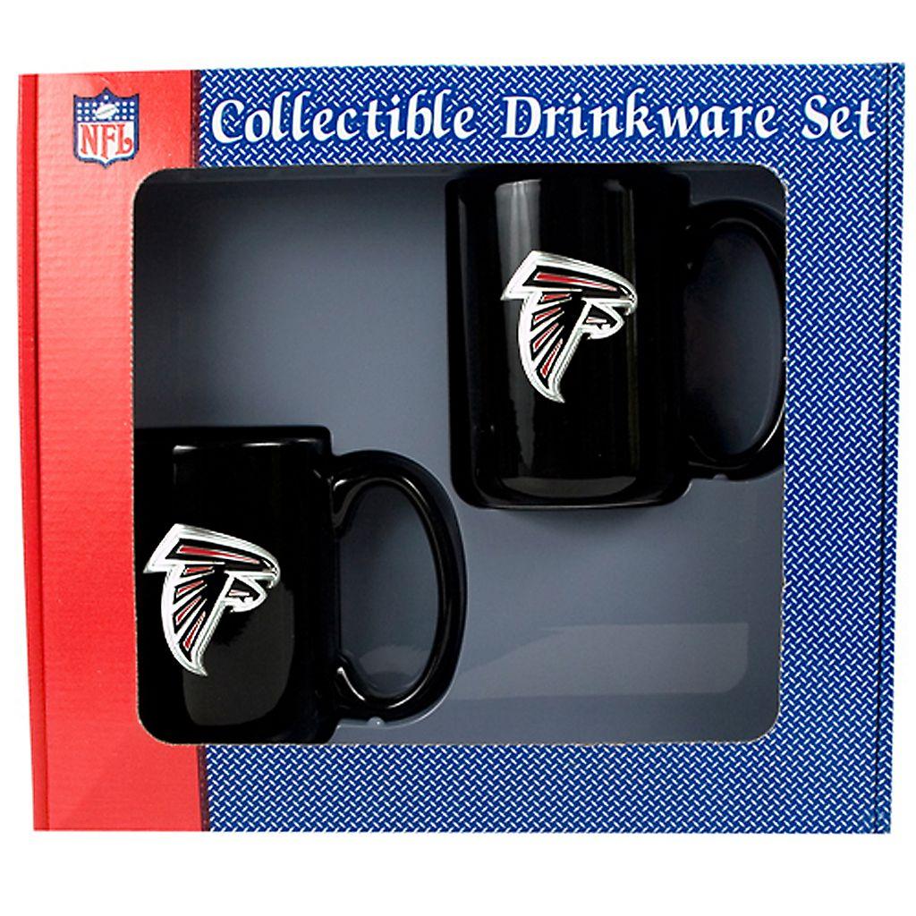 Atlanta Falcons 2-pc. Mug Set